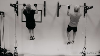 Chin Ups at 40 Plus Personal Training