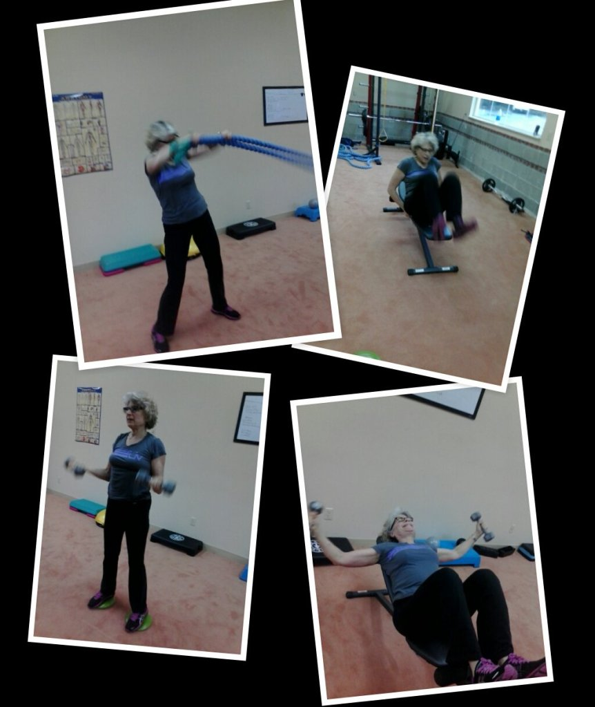 More Variety at 40 Plus Personal Training